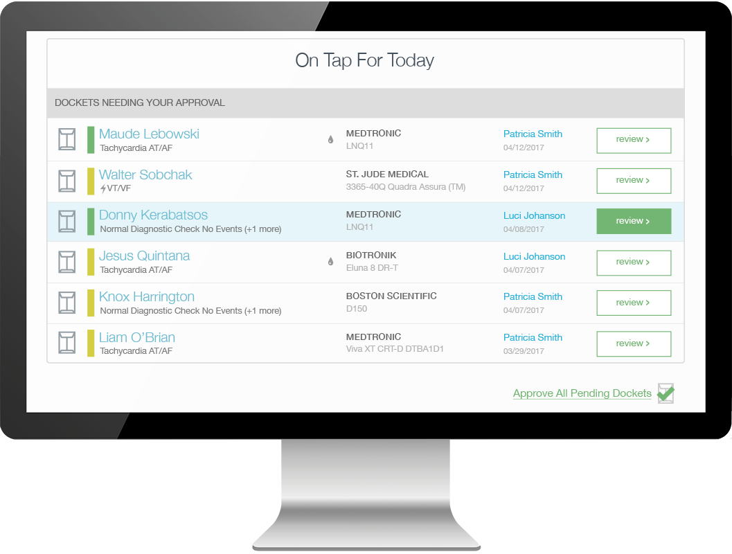 Remote Monitoring or In-Office Management on Murj